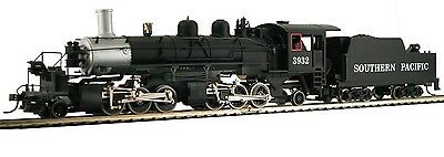 Mantua 345005 HO Scale Southern Pacific 2-6-6-2 Articulated w/Tender Locomotive