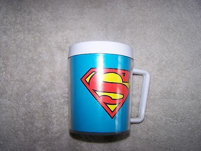 Superman Molded Plastic Mug
