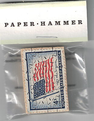 Paper Hammer Postage Jigsaw Puzzle