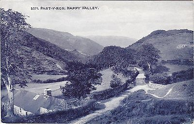 Happy Valley, Pant - Y - Ron, Nr TWYWN, Merionethshire