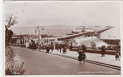 The Pier, SOUTHEND ON SEA, Essex RP