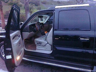 2002 Cadillac Escalade EXT Truck EXT 4WD AWD Cadillac black excellent condition