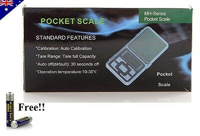 MINI Electronic Portable Digital Pocket Scale MH-200 (200g/0,01g) 100% Brand New