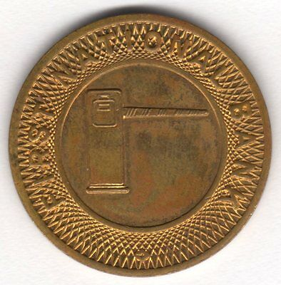 First National Bank Parcoa Token *** Scarce ***