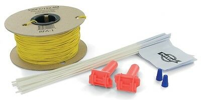 Petsafe PRFA-500 Radio Fence Wire and Flag Kit. Extend your Radio Fence by 150m.