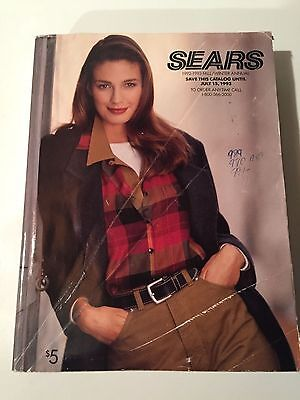 Sears Catalogs 6- from 1992-1993