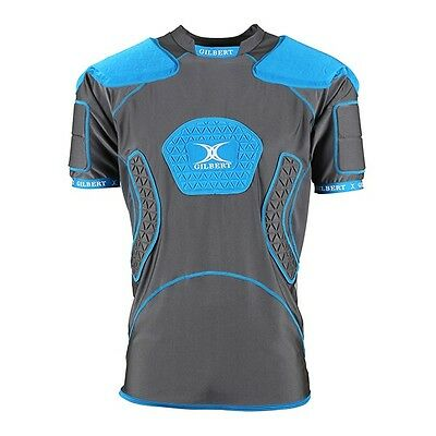 Gilbert Xact 10 V3 Rugby Body Armour - Junior