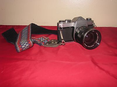 Honeywell Pentax 35mm Camera with 28mm 1:2.5 Lens !!!