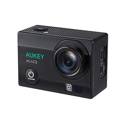 AUKEY Action Camera, 4K Ultra HD Waterproof Sports Camera, NEW - FREE SHIPPING