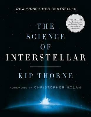 NEW The Science of Interstellar By Kip Thorne Paperback Free Shipping