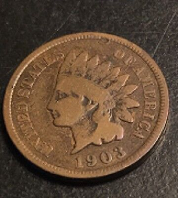 1903 US Indian Cent #26