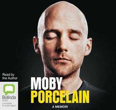 NEW Porcelain By  Moby Audio CD Free Shipping