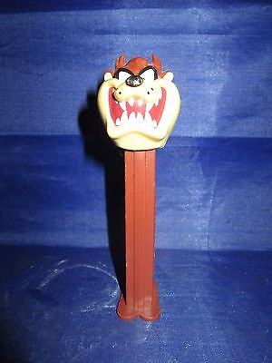 Pez Tasmanian Devil Dispenser Brown Stick Hungary