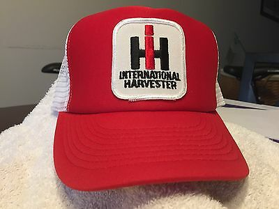 International Harvester Tractor Cap Hat