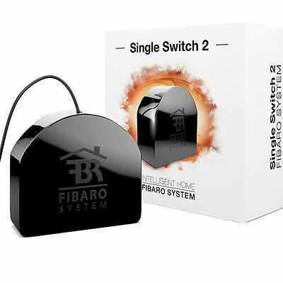 Fibaro Single Relay 2 - For your electronic devices - FGS213