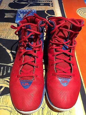 Under Armour Basketball Shoes Size 7Y