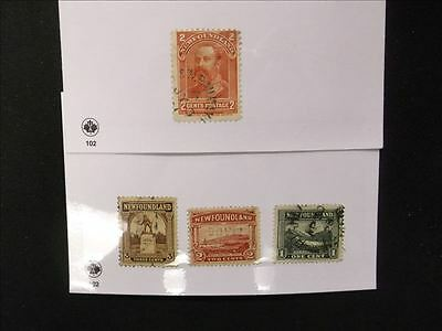 Canada Lot of 2 NF Stamp Packs