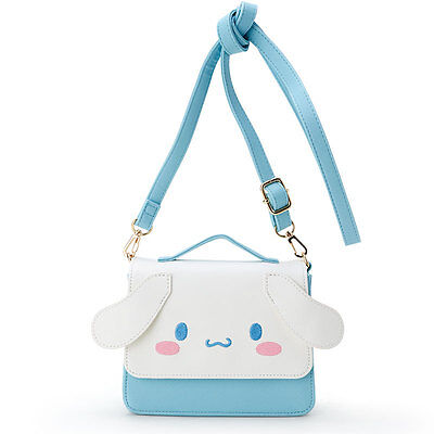 Sanrio Cinnamoroll Mini Face type Pochette mini pouch Kawaii Cute F/S NEW
