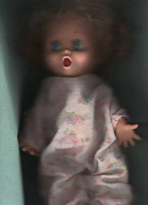 """RARE NO. 2 BABY FACE DOLL SO SURPRISED SUSIE 13"""" By Galoob 1990 Redressed"""
