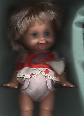 BABY FACE DOLL NO. 10 SO PLAYFUL PENNY By Galoob in Original Outfit