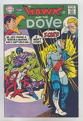 Hawk and the Dove #1 FN+ Ditko