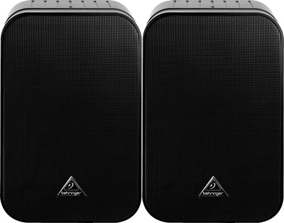 Behringer 1C-Bk Passive Monitor Speakers (Pair)