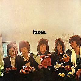 Faces - The First Step - Warner Bros. Records - 1971 #746432