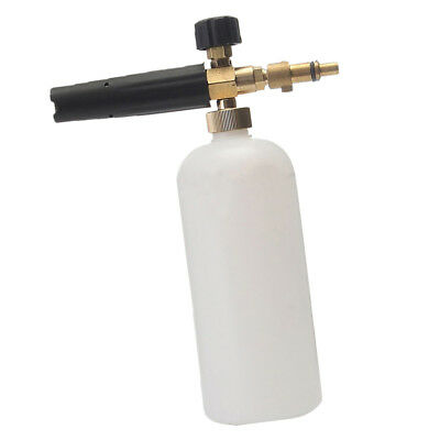 Snow Foam Lance Bottle Sprayer Gun For Nilfisk Kew Alto Car Pressure Washer