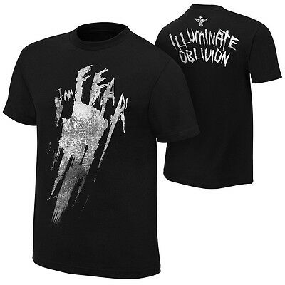 "WWE: Bray Wyatt ""I Am Fear"" Special Edition"" Authentic T-Shirt - Official Store"