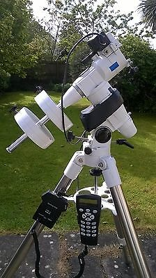 EQ5 Motorised Telescope Mount with Synscan control unit