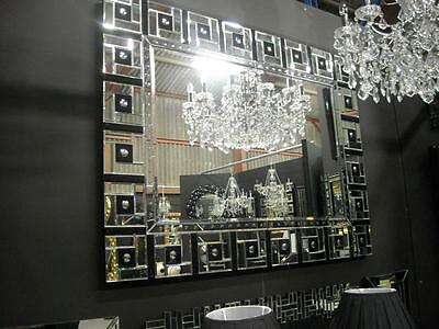 New Decorative Crystal wall  Frame Mirror