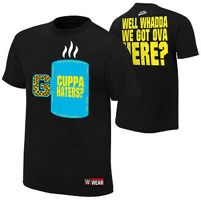 "WWE: Enzo & Big Cass ""Cuppa Haters"" Youth T-Shirt - Official Store"