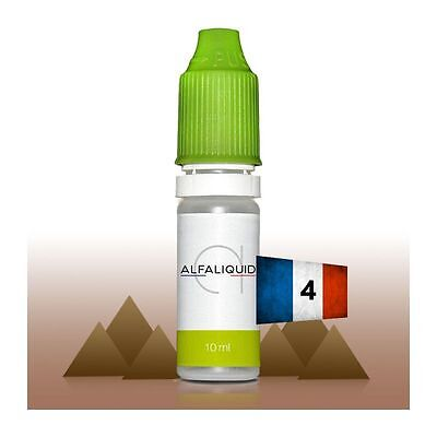 ALFALIQUID Tabac FR4 10ml