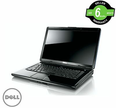 Cheap Dell Inspiron 1545 Laptop Intel Celeron 2GB RAM 250GB HDD Windows 7 15.6""