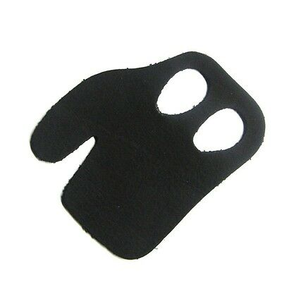 Basic Archery Leather Finger Tab Available RH & LH / Sizes: S/ M/ L