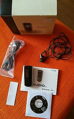 Cowon iAudio F2 4Gb MP3 Player schwarz