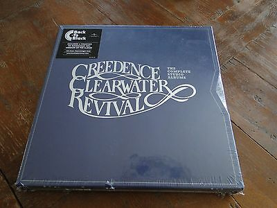 Creedence Clearwater Revival CCR Complete Studio Albums 7 LP Vinyl Box Set