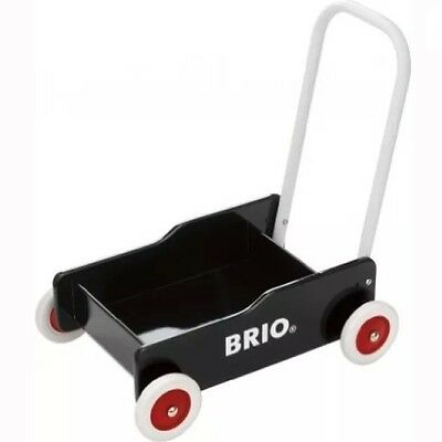BRIO 31351 Toddler Wobbler Black **FREE POST UK**