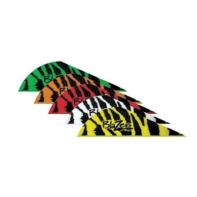 "Bohning Tiger Blazer Vanes - 2"" - (PACK OF 12)"