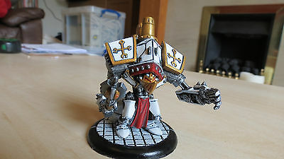 Protectorate of Menoth: Crusader Heavy Warjack