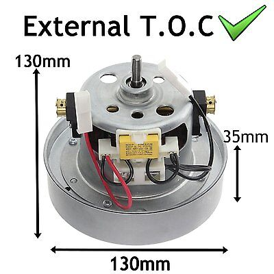 SPARES2GO YDK YV2200 Type Motor for Dyson DC04 DC07 DC14 Vacuum Cleaner