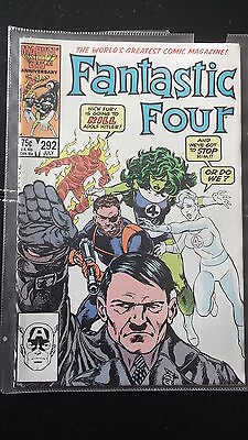 Marvel COMICS Fantastic Four 1961 - 2012 Vol.1  #292