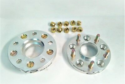 Mazda 5x114,3 CB 67,1 wheel spacers sypracing 21mm, 25mm, 30mm