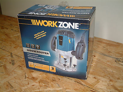 Workzone Router