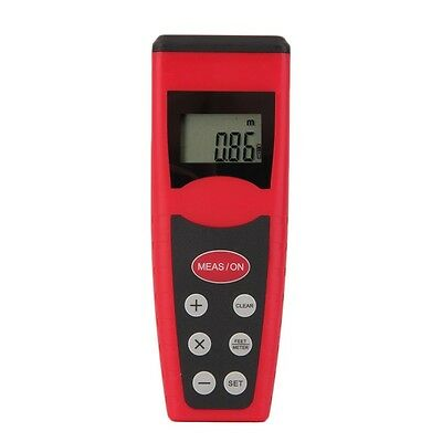 Ultrasonic Measure Distance Meter Measurer Laser Pointer Range Finder CP3000 ZQ