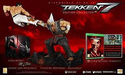 (TG. No) Tekken 7 - Collector's - Xbox One - NUOVO