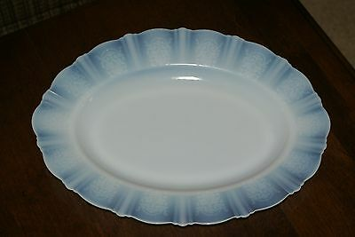 AMERICAN SWEETHEART MONAX Depression Glass Oval Platter