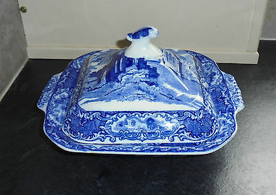 "Crescent China ""Abbey"" Lidded Tureen By George Jones c.1891 - 1920"