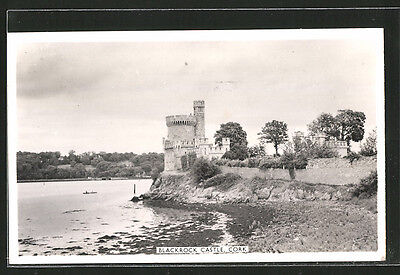tolle AK Cork, Blackrock Castle 1951