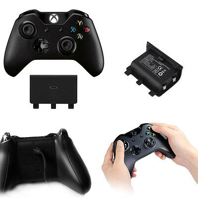 2400mAh Rechargeable Battery With USB Cable For Xbox One Games Controller ZQ
